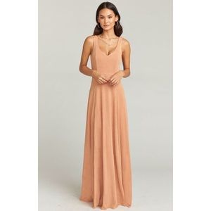 SHOW ME YOUR MUMU Jenn Maxi Dress Small